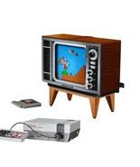 Super Mario NES Console Nintendo Entertainment System Model Blocks Build... - $205.00