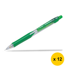 Pilot BegreeN Progrex H-125 0.5mm Mechanical Pencil (12pcs), Light Green, H-125- - $24.99