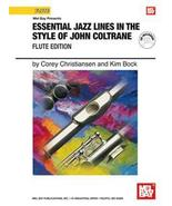 Essential Jazz Lines In The Style of John Coltr... - $17.95