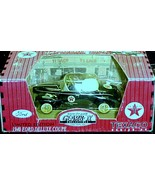 Gearbox Texaco Sky Chief 1940 Ford Deluxe Coupe  - Die Cast - $8.95