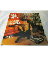 Bobby Rydell All The Hits Cameo C1019 Mono Vinyl Record LP Album - $24.99