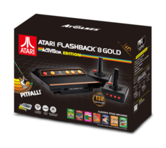 Atari Flashback 8 Gold: Activision Edition With Build-In 130 Games, HDMI... - $90.04