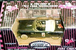 Gearbox 1956 Texaco Fire Chief Ford Thunderbird (NEW) - $8.50