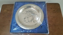 Norman Rockwell 1970 sterling plate - $186.07