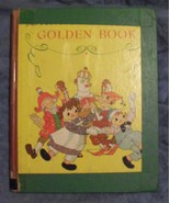 Johnny Gruelle's Golden Book Raggedy Ann stories Used - $28.50