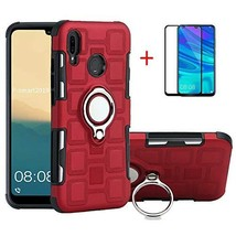 Strug for Huawei P Smart 2019/Honor 10 Lite Case,Hybrid Dual Layer 360 D... - $9.50