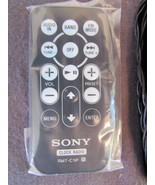 Sony RMT C1iP Remote Control Dream Machine Clock Radio Antennae Unopened  - $14.94