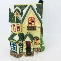 Vintage Dickens Collectables Sugar Creek County Lighted Victorian House ... - $39.59