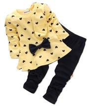 2pcs Of Newborn Baby Girl Boy Polka Dot Outfit Clothes - $9.84+