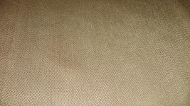 Brown Nylon Chenille Upholstery Fabric 1  Yard  R699 - $19.95