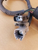 04-07 Toyota Sequoia Wire Frame Tow Trailer Hitch Wiring Harness 7-pin image 2