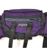 VTG JanSport Fanny Pack Pocket Hip Pad Waist Made USA 80's 90's Bag - $49.99