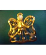 Goldtone Angel Pin with Opal Like Face - $18.00