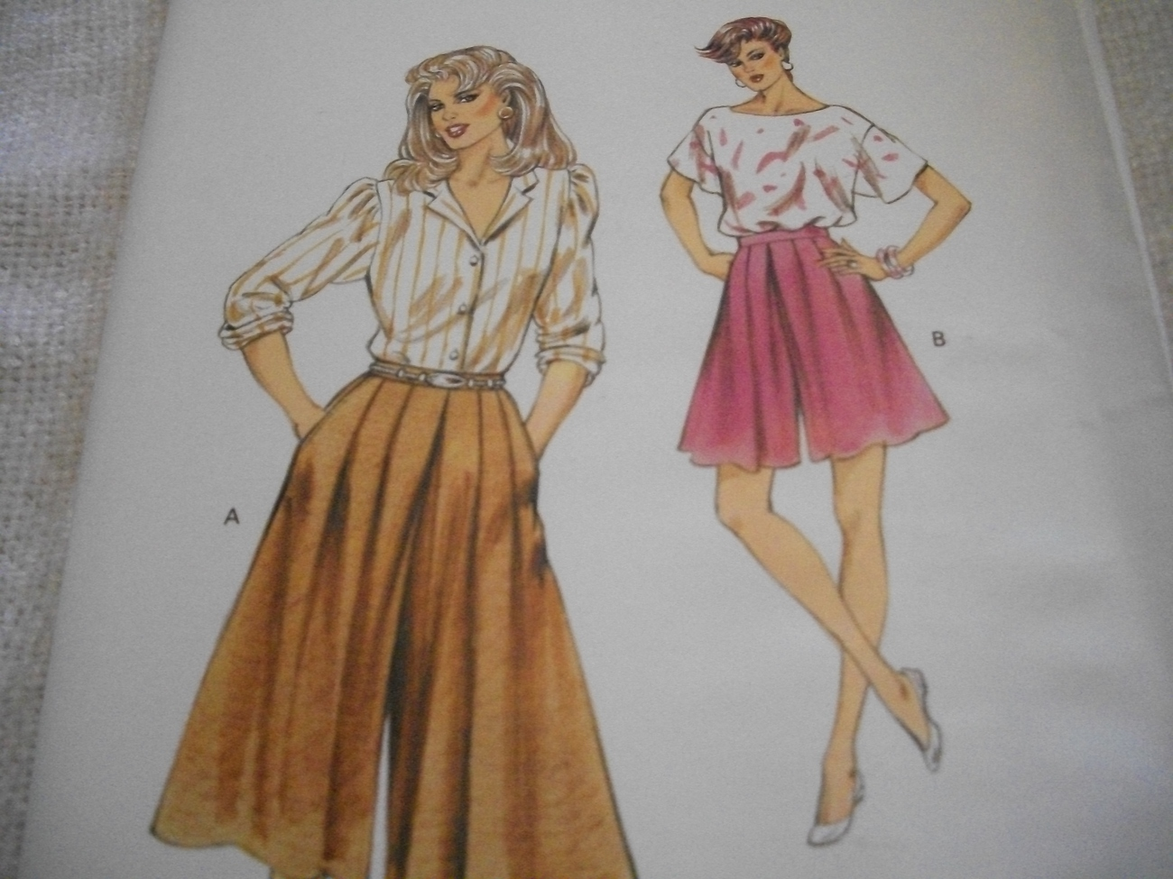 Primary image for Misses' Culotte Dress Pattern Kwik Sew 1424