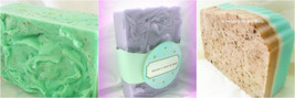 glycerin soaps. buy 2 and get 1 free, bath, beauty, soaps, normas bath, glycerin - $10.00