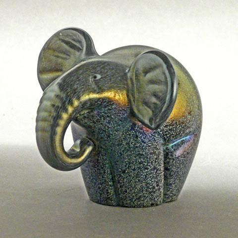Orient and flume elephant figurine