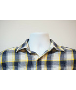 Faded Glory Flannel Shirt, Plaid, Excellent, Men's Small 1067 - $12.74