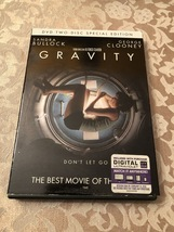 GRAVITY Sandra Bullock Dvd  - $5.00