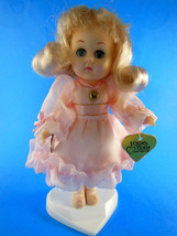 Vintage Vogue Doll Sweet 16 Special Days Ginny 1989 Sleep Eyes Mint w Ta... - $18.80