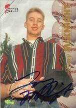 tony mcknight autograph 1995 classic rookie limited edition - $9.99