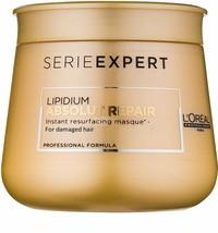 L'Oreal Serie Expert Lipidium Absolut Repair Masque 250 ml -Make hair ma... - $25.83