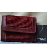 THE SAK® Mini Trifold Wallet in Tomato NWT - $19.50