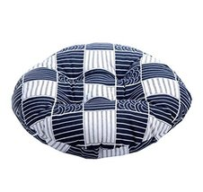 "Japanese Style Linen Yoga Bolster Tatami Floor Round Cushion(Lattice,17"") - $19.33"