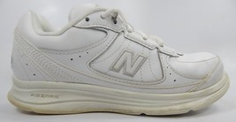 New Balance 577 Women's Walking Shoes Size US 6.5 M (B) EU 37 White WW577WT