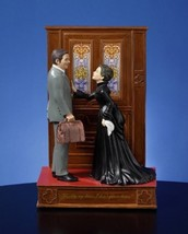 """Gone with The Wind """"Frankly My Dear"""" Figurine by The San Francisco Music... - $108.66"""