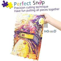 Ingooood - Jigsaw Puzzle 1000 Pieces- Dream House of Young Lady- IG-0509- Entert image 3