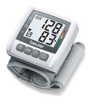 Beurer Wrist Blood Pressure Monitor, Fully Automatic with Accurate Readi... - $31.47
