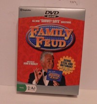 FAMILY FEUD Interactive DVD Game - Imagination - $9.99