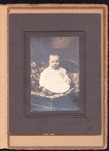 James Grover Carr Cabinet Photo of Baby - Concord, NH - $17.50