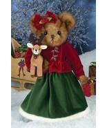 "Bearington Bears ""Joy & Jingle""  15"" Collector Bear- #173203 -New- 2014 - $59.99"
