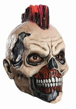 Rubie's Child's Horror Skater 3/4 Vinyl Mask, Grinder  - $14.24