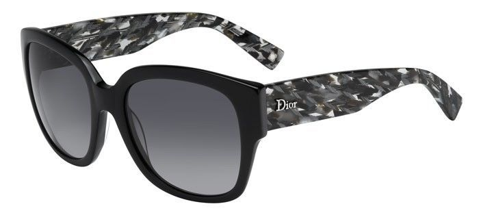 94433abd3a Dior Flanelle 2 Sunglasses 2X5 HD Black Grey and 30 similar items. S l1600