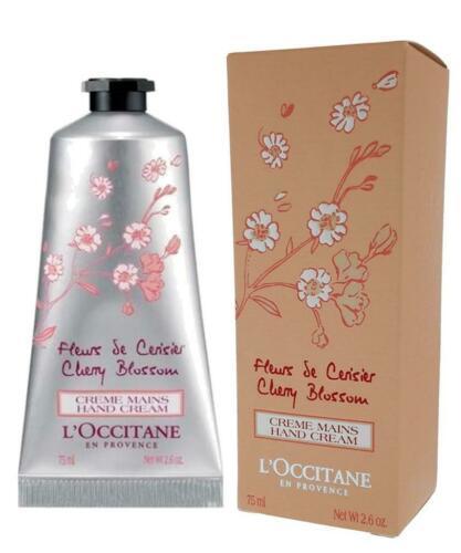 L'OCCITANE Cherry Blossom Hand Cream  2.6oz