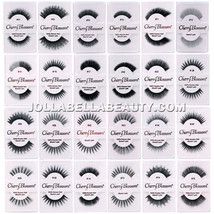 Cherry Blossom 100% Human Hair Eyelashes False Extension Makeup #1~#805 ... - $1.99
