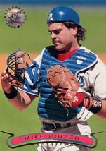 1996 Topps Stadium Club Baseball Card #442 Mike Piazza Dodgers - $0.94
