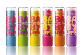 MAYBELLINE* Moisturizing BABY LIPS Balm/Gloss 8 HR HYDRATION Carded *YOU... - $4.47