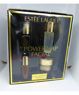 ESTEE LAUDER POWER NAP FACIAL Repair + Rehydrate Essentials Set NIB - $34.55