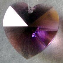 Swarovski Small Crystal Heart Prism image 3