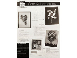 Bazzill Card Making Kit, Makes 16 Cards! #304790 image 2