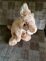 Wild Republic K & M Kangaroo with Baby Joey Plush Stuffed Animal Toy 2016 - $14.58