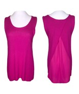 Apt 9 Sleeveless Knit Top Open Back Sz Large - $19.00