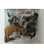 Farm Animals Plastic Play Toy Animal Planet Earth - Great for Stocking S... - $5.00