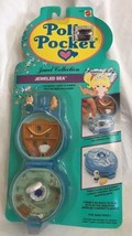 Polly Pocket Jeweled Sea Collection Compact Vintage 1993 NEW & SEALED MOC - $148.49