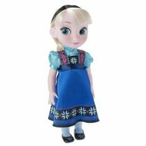 """[Japan Disney Genuine] Disney """"Anna And The Snow Queen"""" Toddler Doll Els... - $102.97"""