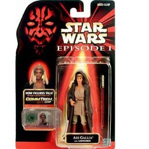 Star Wars Episode 1 Adi Gallila action figure