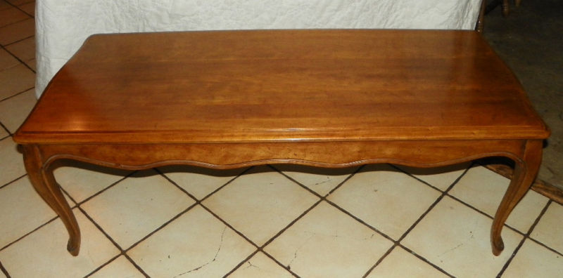 Davis Cherry Coffee Table